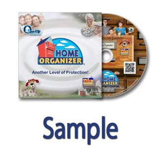 Picture of Home Organizer - Sample