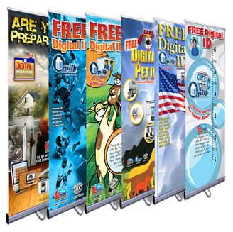 Picture of Retractable Banner