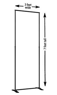 Picture of Vertical Banner Stand