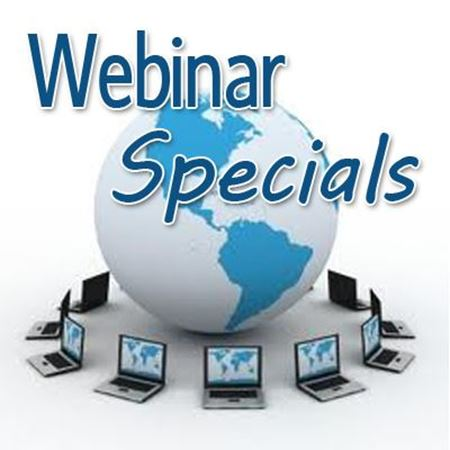 Picture for category Webinar Specials